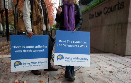 Harper's Promised Consultation On Assisted Suicide Hasn't Happened   Conservatives and Canada's 41st Parliament   Scoop.it