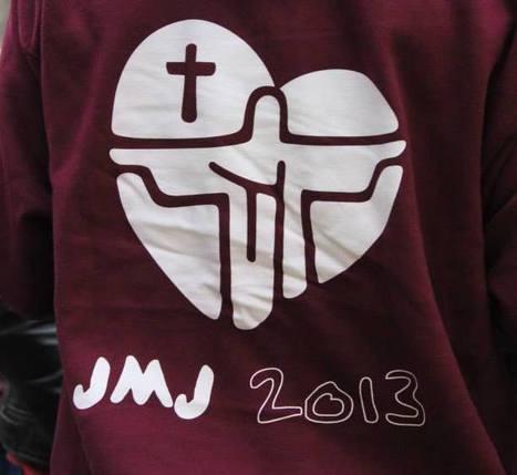 Un mot pour rassurer les parents... - JMJ 2013 à Rio - Diocèse de Bordeaux   Facebook   Les jeunes du diocèse de Bordeaux aux JMJ de Rio   Scoop.it