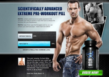 Hgh XL Review - GET FREE TRIAL SUPPLIES LIMITED!!! | Muscles Are Becoming Strong | Scoop.it