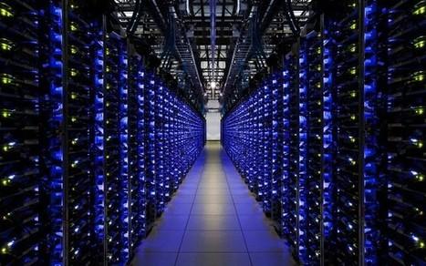 Inside Google Data Center   Ma boîte à outils   Scoop.it