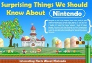 Surprise Things We Should Know About Nintendo | Games World | Scoop.it