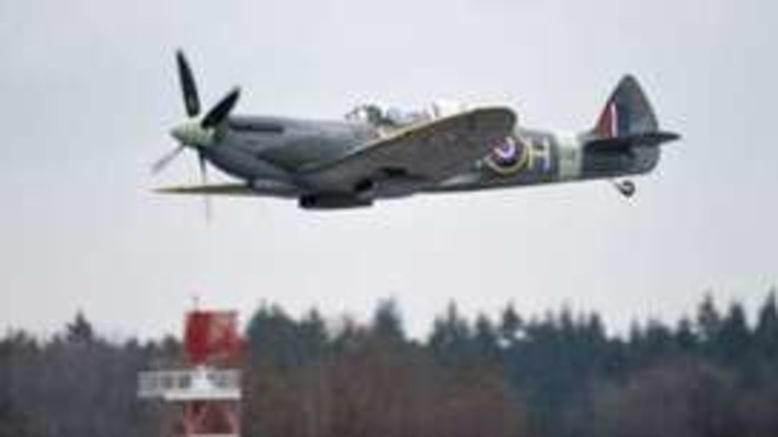 Spitfire flight over Southampton marks 80th anniversary - BBC News | World War 2 Herald | Scoop.it