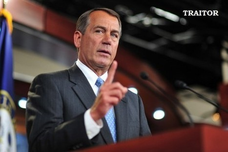 WTH??>>Treachery:    House GOP Claims Defunding Immigration Order 'Impossible'   Littlebytesnews Current Events   Scoop.it