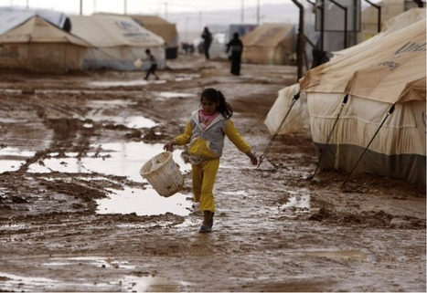Understand the Syrian Refugee Crisis in 10 Photos | Refugees and Displaced Peoples | Scoop.it