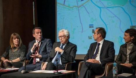 Atout France présent au lancement du contrat de destination « Destination Paris : la ville augmentée » | Médias sociaux et tourisme | Scoop.it