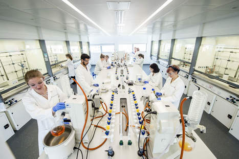 Major investment into chemistry facilities officially opened at Lancaster University - Lancashire Business View | Lancaster University business media coverage | Scoop.it