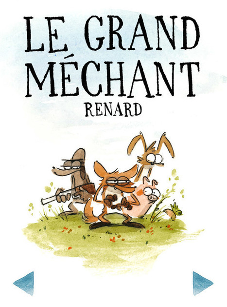 Grand Méchant Renard - | Remue-méninges FLE | Scoop.it