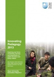 Innovating Pedagogy | Technology Enhanced Learning Blog | Learn | Scoop.it