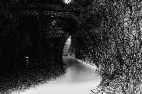 Chiharu Shiota: Inside - Outside | Art Installations, Sculpture, Contemporary Art | Scoop.it