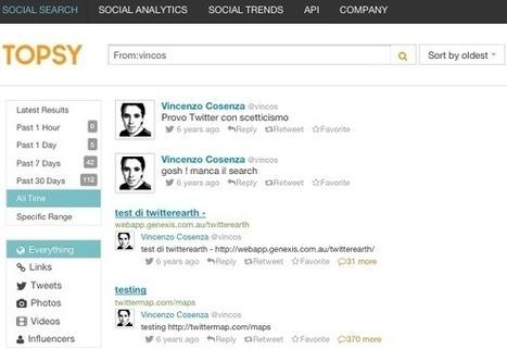 Ecco a chi vende i nostri dati Twitter – intervista per Wired | Vincos Blog | ToxNetLab's Blog | Scoop.it