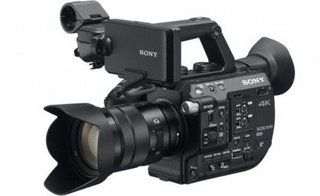 Sony PXW-FS5 Presentation Plus A7R II and A7S II Tech Talk from PhotoPlus 2015 | Digital filmaking | Scoop.it