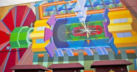 Make music with the Large Hadron Collider through a web app | Radio, Sound & Media | Scoop.it