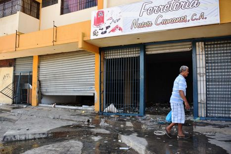 Venezuela : la capitale de l'Etat de Sucre en «quasi état de siège» | Venezuela | Scoop.it