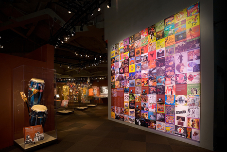 """The Smithsonian Institute Presents """"American Sabor: Latinos in U.S. Popular Music""""   Learn Spanish   Scoop.it"""