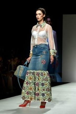 Des Saoudiennes bousculent les codes de la mode | Think outside the Box | Scoop.it