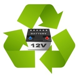 Solar energy from discarded car batteries   Science   Scoop.it