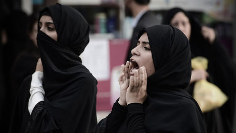Bahrain police break up women's protest with stun grenades — RT News | Human Rights and the Will to be free | Scoop.it