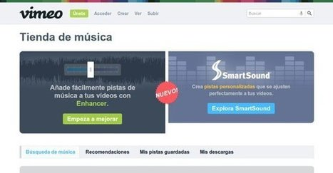 5 sites para encontrar músicas para vídeos, podcasts, eventos e etc… | Learning about Technology and Education | Scoop.it