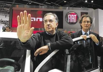 Fiat n'exclut pas de transférer son siège social aux Pays-Bas | Seen from abroad... | Scoop.it