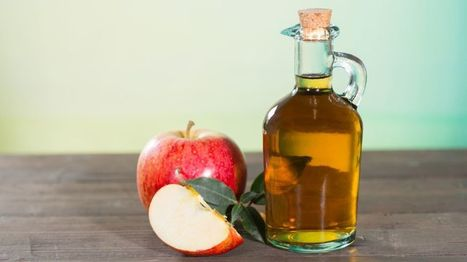 Are the health claims about apple cider vinegar true? - BBC News | The future of medicine and health | Scoop.it
