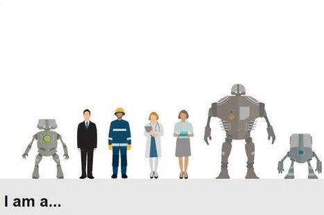 Travail: est-ce qu'un robot va prendre votre place d'ici 20 ans ? (Faites le test) | La Transition sociétale inéluctable | Scoop.it
