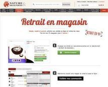 Le click and collect cartonne chez Nature et Découvertes | Web to store | Scoop.it
