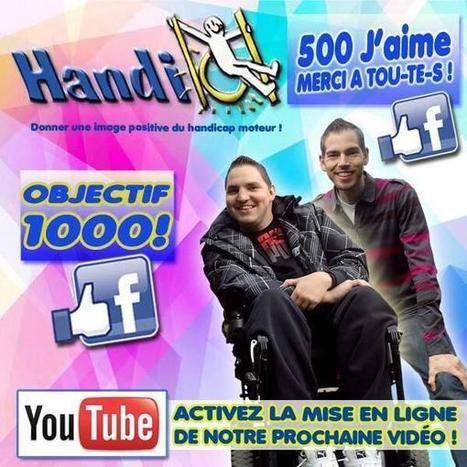 Twitter / Handilol: @GEOfr RT Découvrez Handilol ... | le handicap dans notre société, accessibilité et règlementation. | Scoop.it
