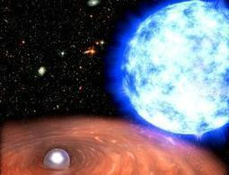 "The RX J0648.0-4418 white dwarf star ""Dizzy"" is the densest and fastest spinning dwarf star known 