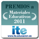 Premios Materiales Educativos 2011 ITE | Últimas noticias | Noticias | knowmad | Scoop.it