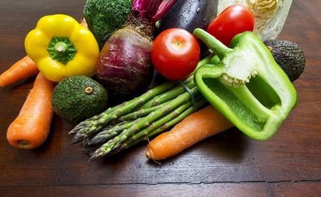 10 alimentos con propiedades antienvejecimiento - Hola | Alimentos | Scoop.it