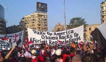 FAIR NOTICE, NOW IS TIME FOR AMERICANS TO STAND UP: Millions of Egyptians standing up to Muslim Brotherhood Bossman Obama | Rethink Society | Scoop.it