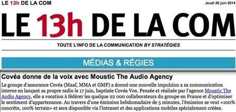 Tweet from @Whybee1 | Radio d'entreprise | Scoop.it
