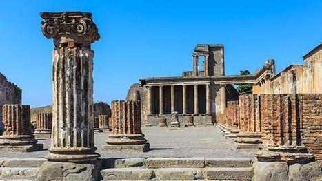 La aventura de Pompeya, rescatada en un gran archivo digital | Cultura Clásica | Scoop.it