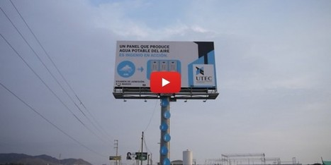 Never Thought A Billboard Could Be Used This Way! | reNourishment | Scoop.it