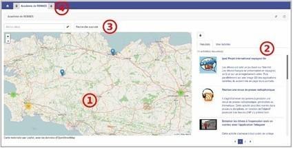 Pratiques pédagogiques avec le numérique - Cartoun, cartographie des usages numériques - Éduscol | Innovation et éducation aux médias numériques | Scoop.it