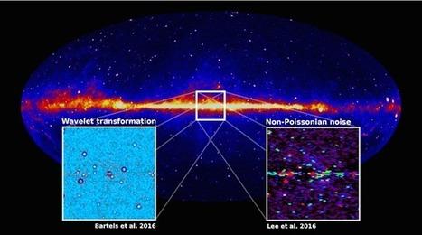 Ça se passe là haut...: Rayons gamma en excès au centre de la Galaxie : la solution pulsars semble se confirmer. | C@fé des Sciences | Scoop.it