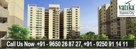 Vatika Express City Sector 88A/88B/89A Gurgaon | Mapsko Casa Bella | Scoop.it