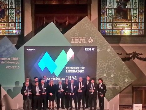 Luce Innovative Technologies Premio Mejor Partner IBM | Luce CEM | Customer Experience | Scoop.it