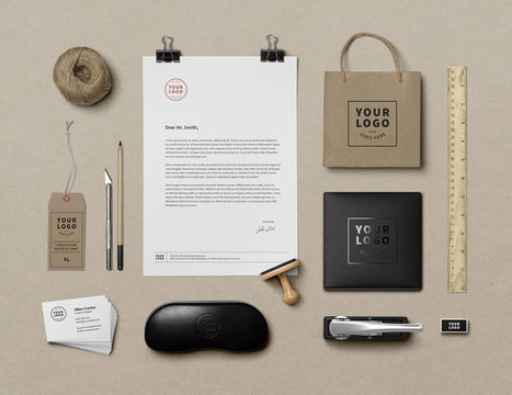 100 Free High Resolution Photorealistic Mockups | Veille de geek | Scoop.it