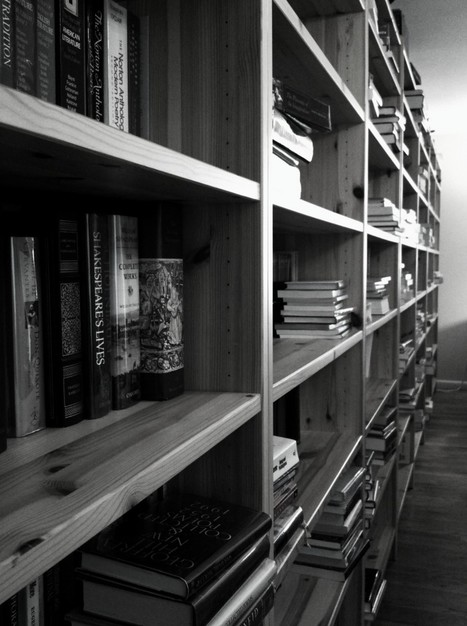The Library in the Age of Digital Reproduction (for Artspace New Haven) | Academic Librarian | The Information Professional | Scoop.it