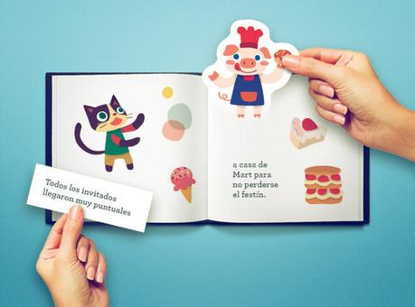 PictureBookMaker: crea tus propios libros | El Blog de Educación y TIC | Curación de contenidos-Storytelling | Scoop.it