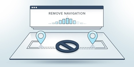 Fact: Navigation Links Kill Your Landing Page Conversion Rate | Bibliothèque eXpérience Utilisateur | Scoop.it