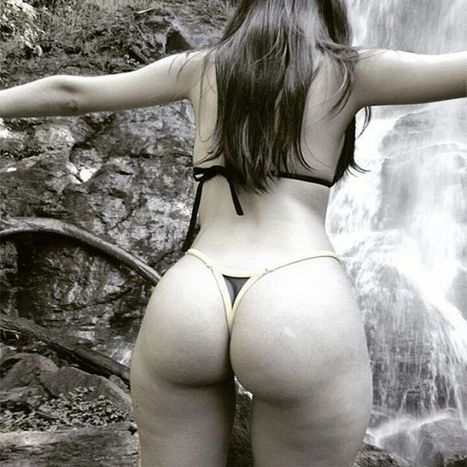 "@peluca_xx on Instagram: ""#espectacular #enelparaiso #tremendoculo #tremendocuerpazo #nalgotas #culazo . ◀ @safadadoig ◀"" | culitos | Scoop.it"