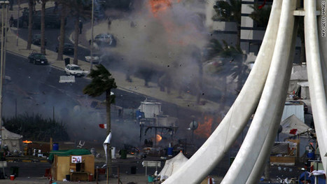 Bahrain opposition figure decries 'devastating' crackdown | Coveting Freedom | Scoop.it