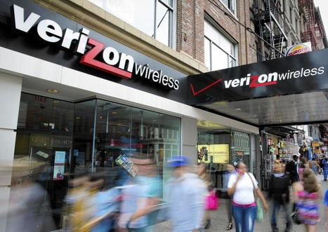 Verizon Wireless sells out customers with creepy new tactic | Retail | Scoop.it