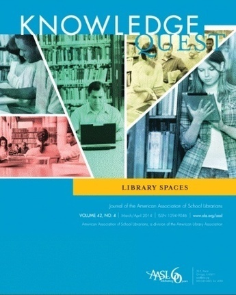 American Association of School Librarians | School Library Learning Commons | Scoop.it