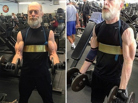 WOW! J.K. Simmons Completely Transforms His Body For 'Justice League' Role, Check Out His Poppin' Muscles Inside! - Movie Smack Talk | Movies | Scoop.it