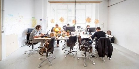 Comment le numérique est en train de révolutionner l'organisation du travail | Enseigner, former, éduquer | Scoop.it