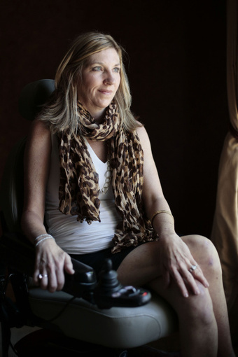 She has a lesson plan: to fight dreaded disease | ALS | MND | #ALS AWARENESS #LouGehrigsDisease #PARKINSONS | Scoop.it