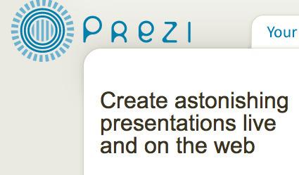 Prezi - The Zooming Presentation Editor | Edu 2.0 | Scoop.it